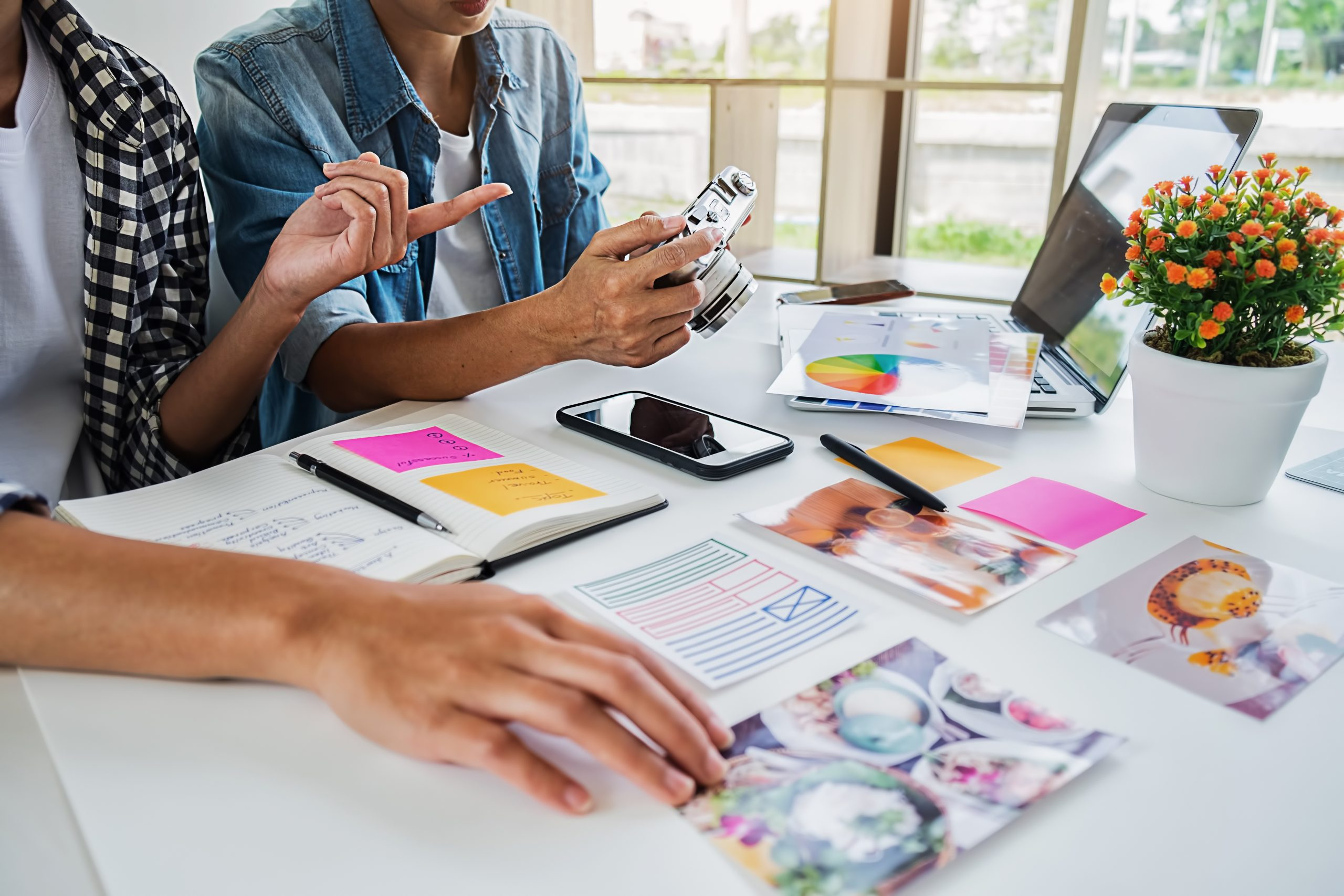 Brand Identity 101: How Will You Shape Your Customer's View?